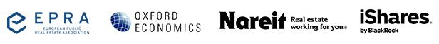 ERPA, Oxford Economics, Nareit, iShares - logos