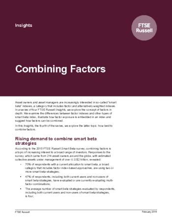 Combining Factors