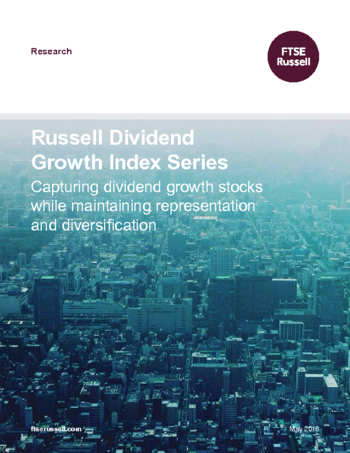 Russell Dividend Growth Index Series