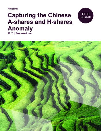 Capturing the Chinese A-shares and H-shares Anomaly