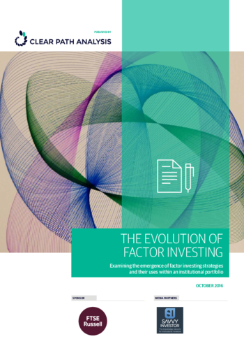 Clear Path Analysis Report: The evolution of factor investing