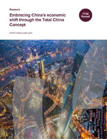 Embracing China's economic shift through the total China concept