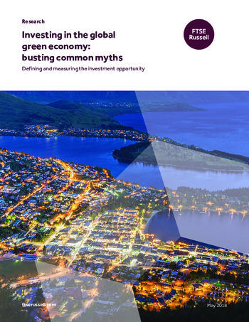 Investing in the global green economy: Busting common myths
