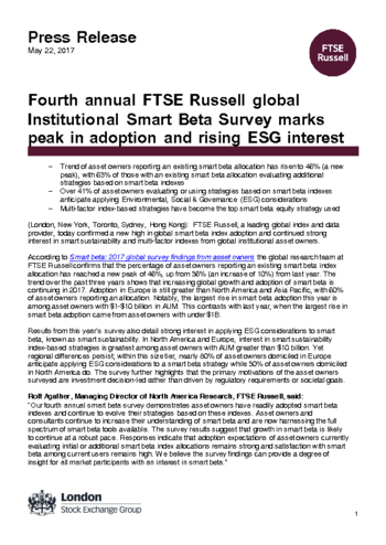 2018年FTSE Russell US Indexes構成銘柄見直しのスケジュール