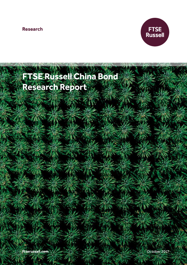 FTSE Russell China Bond Research Report Q3 2017